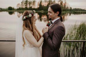 naturalne zdjęcia ślubne siedlce