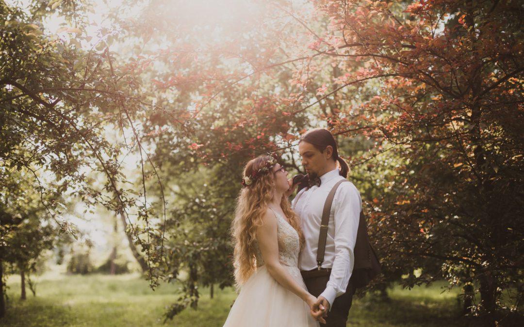 Sesja ślubna – Arkadia Nieborów
