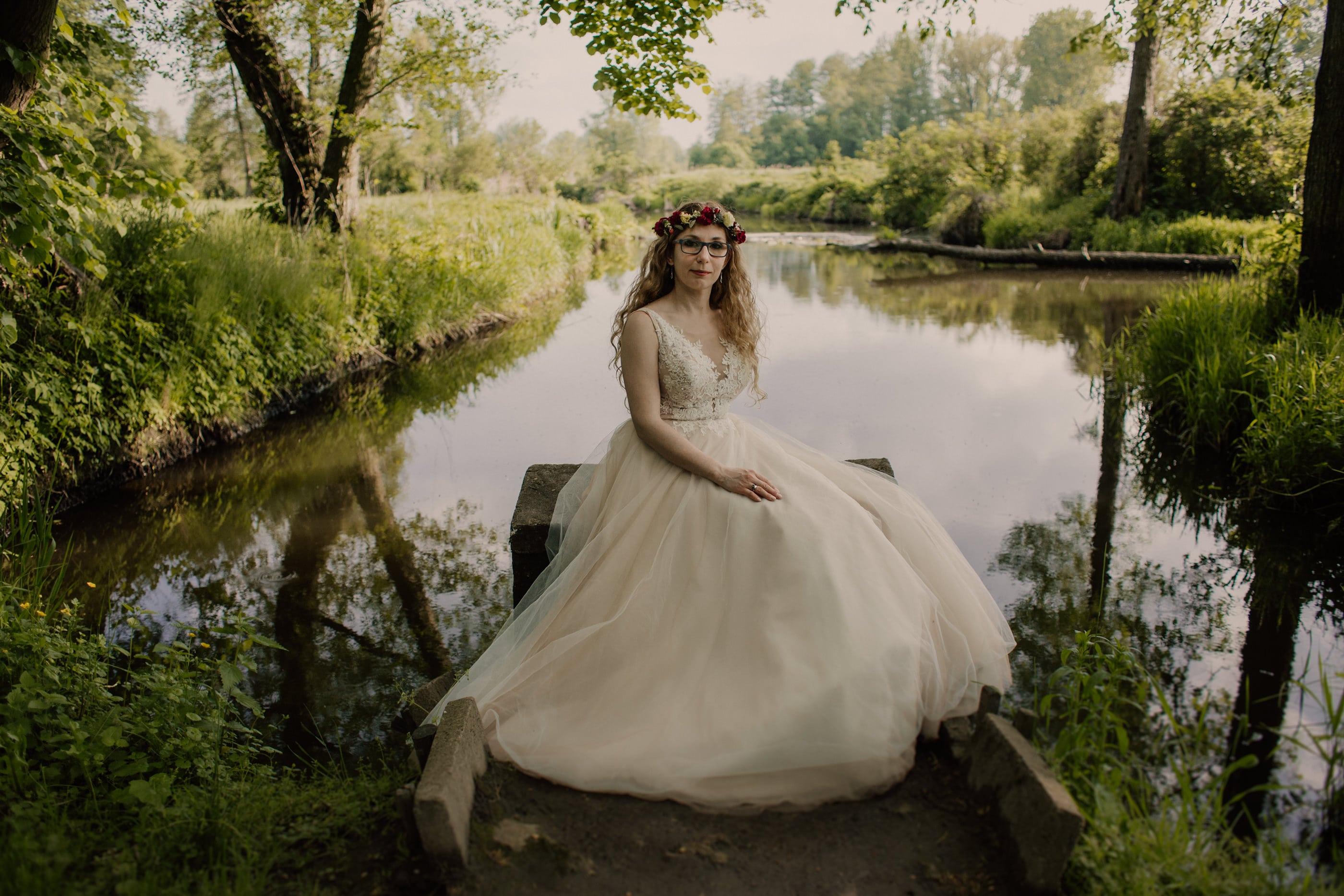Sesja ślubna - Arkadia Nieborów