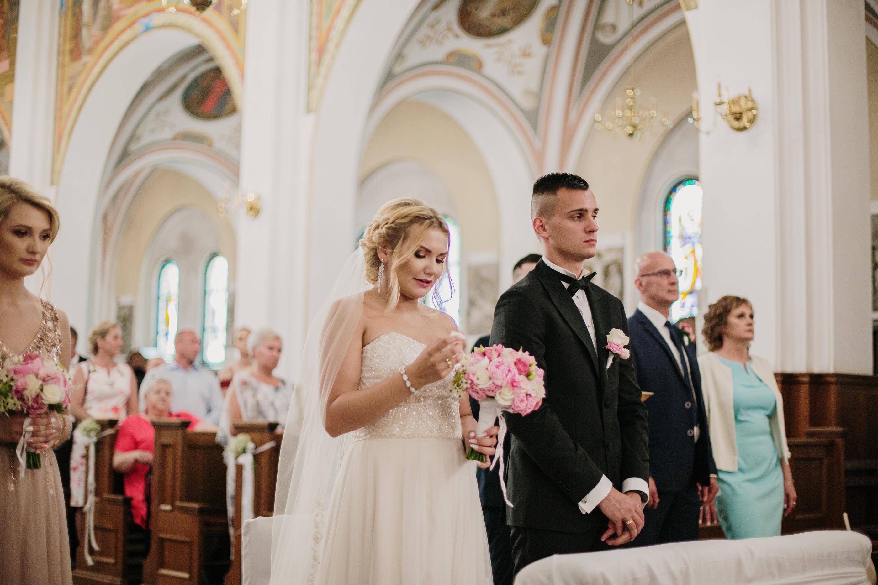 Aleksandra i Konrad - Zdjęcia ślubne Wołomin