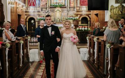 Aleksandra i Konrad – Zdjęcia ślubne Wołomin