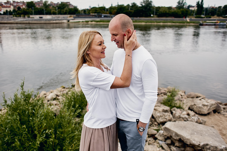 Monika i Kamil - Sesja narzeczeńska Warszawa