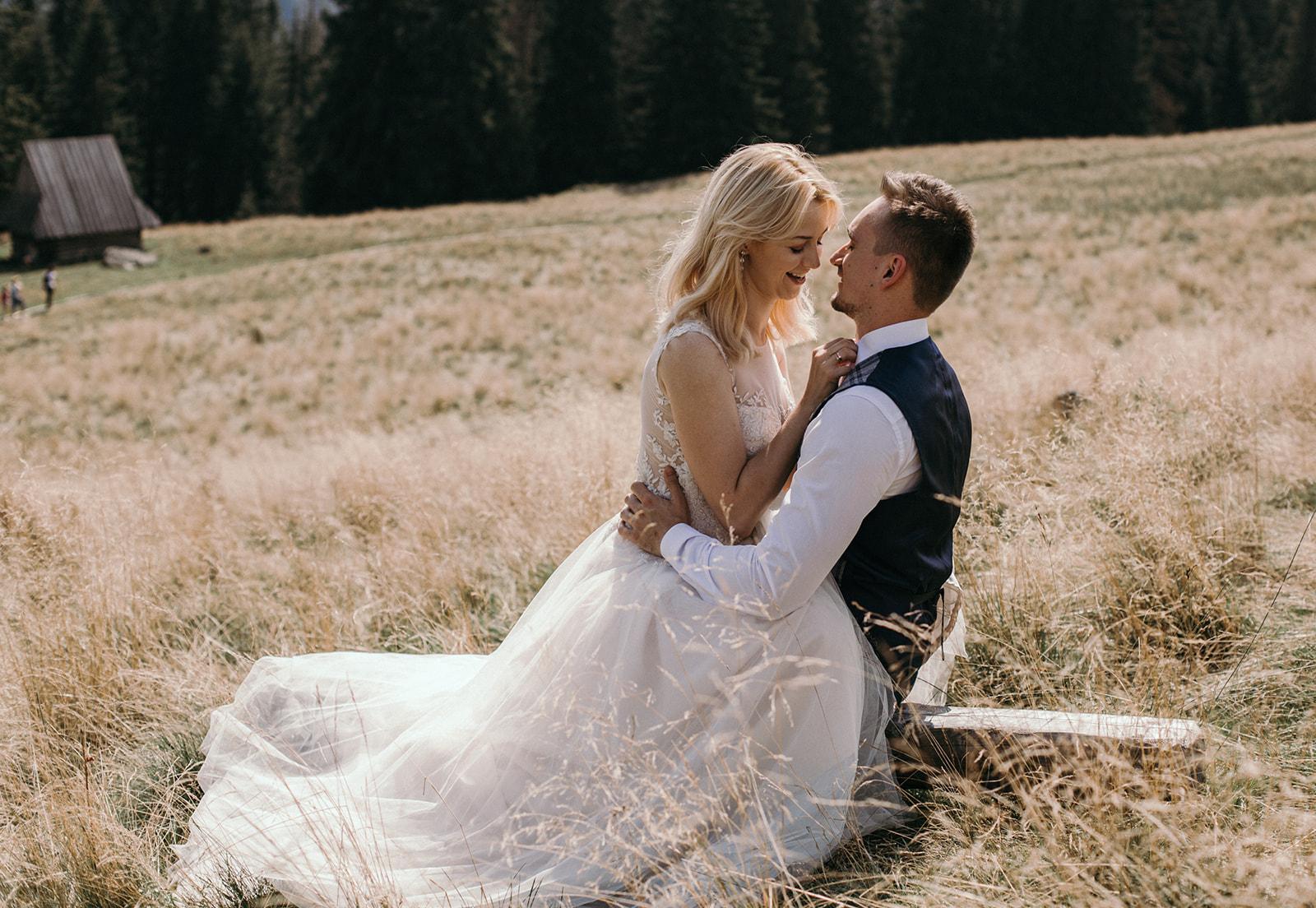 zdjęcia ślubne w tarach