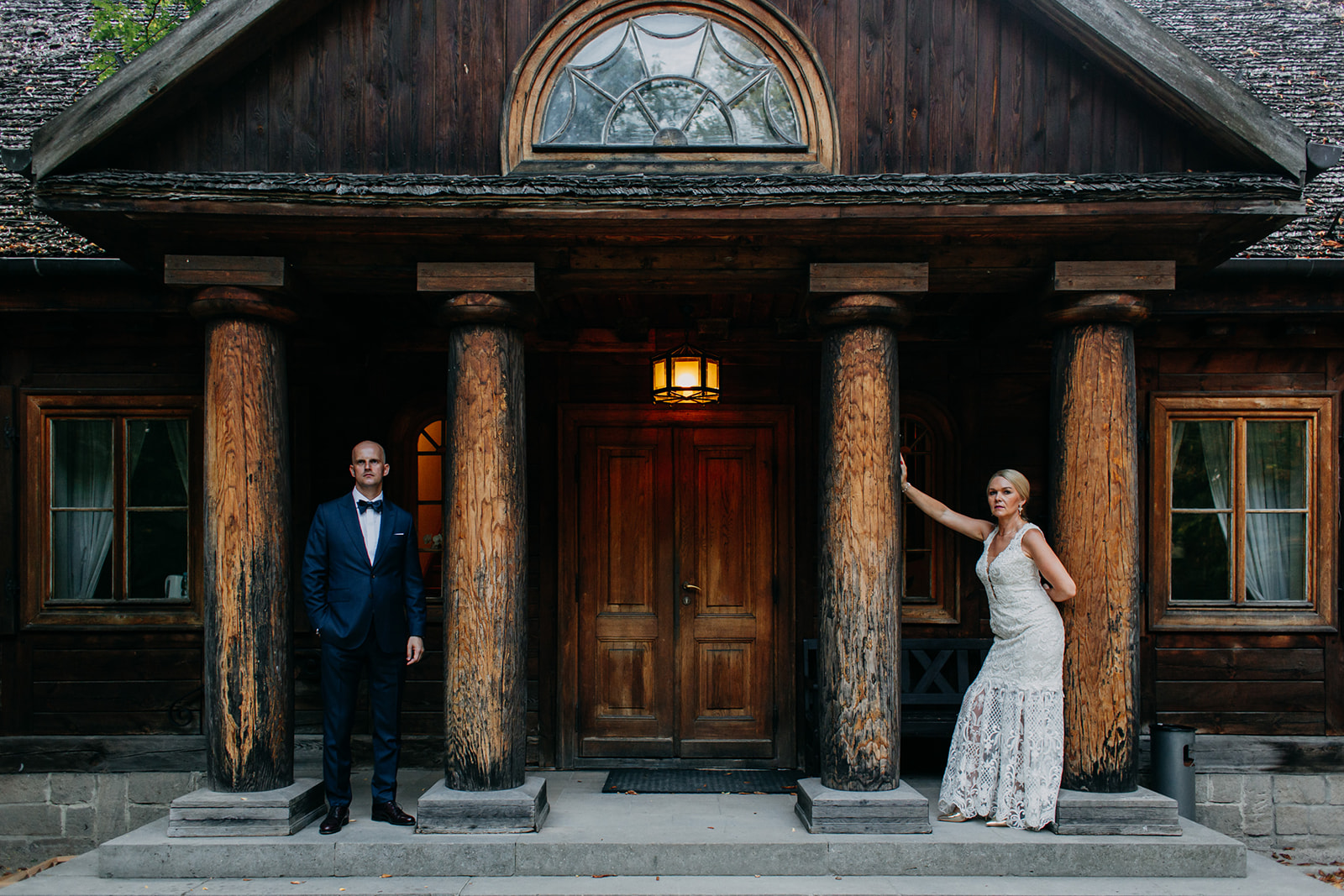 sesja ślubna pałac radziejowice