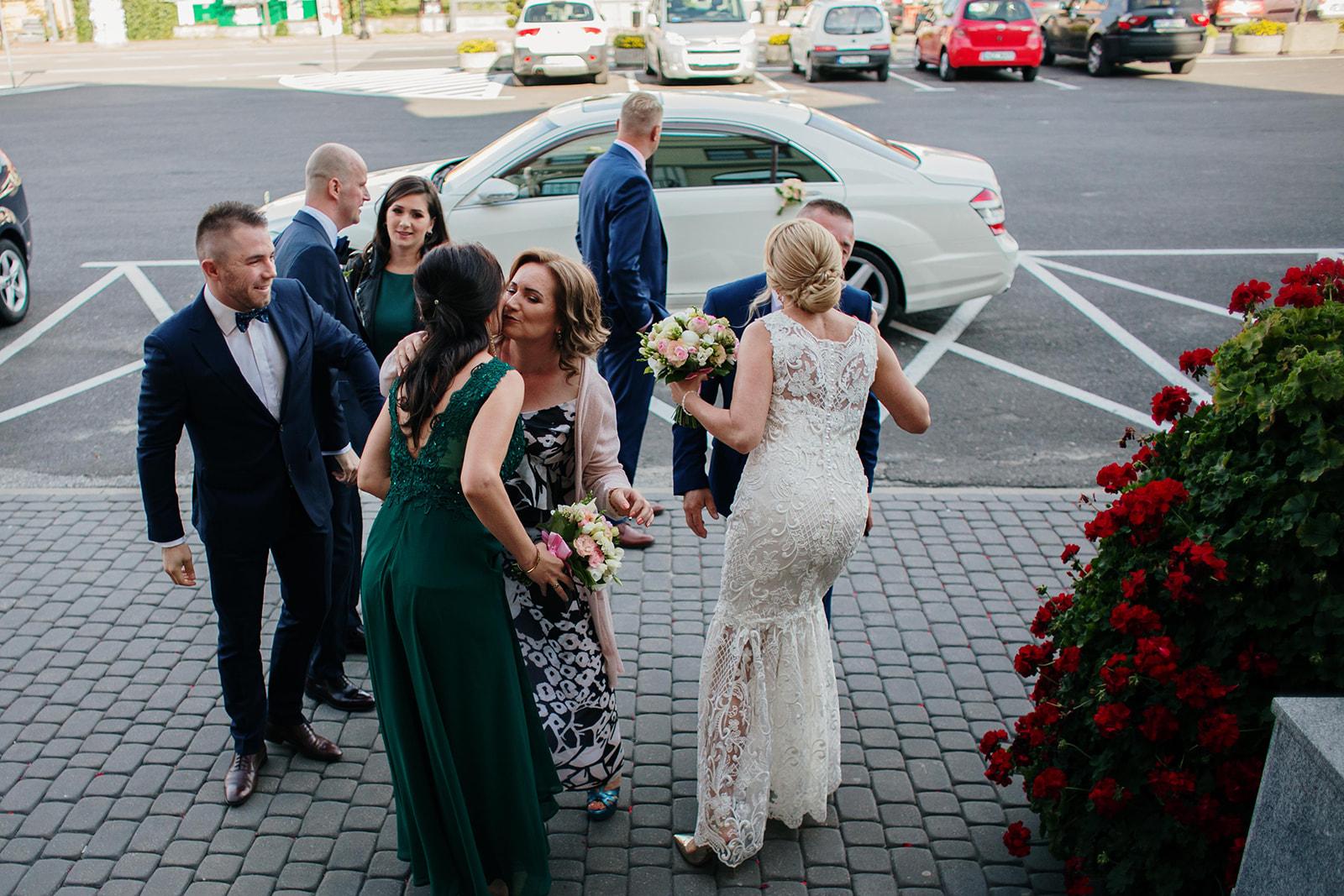 Hotel Afrodyta Zdjęcia ślubne - Monika i Kamil