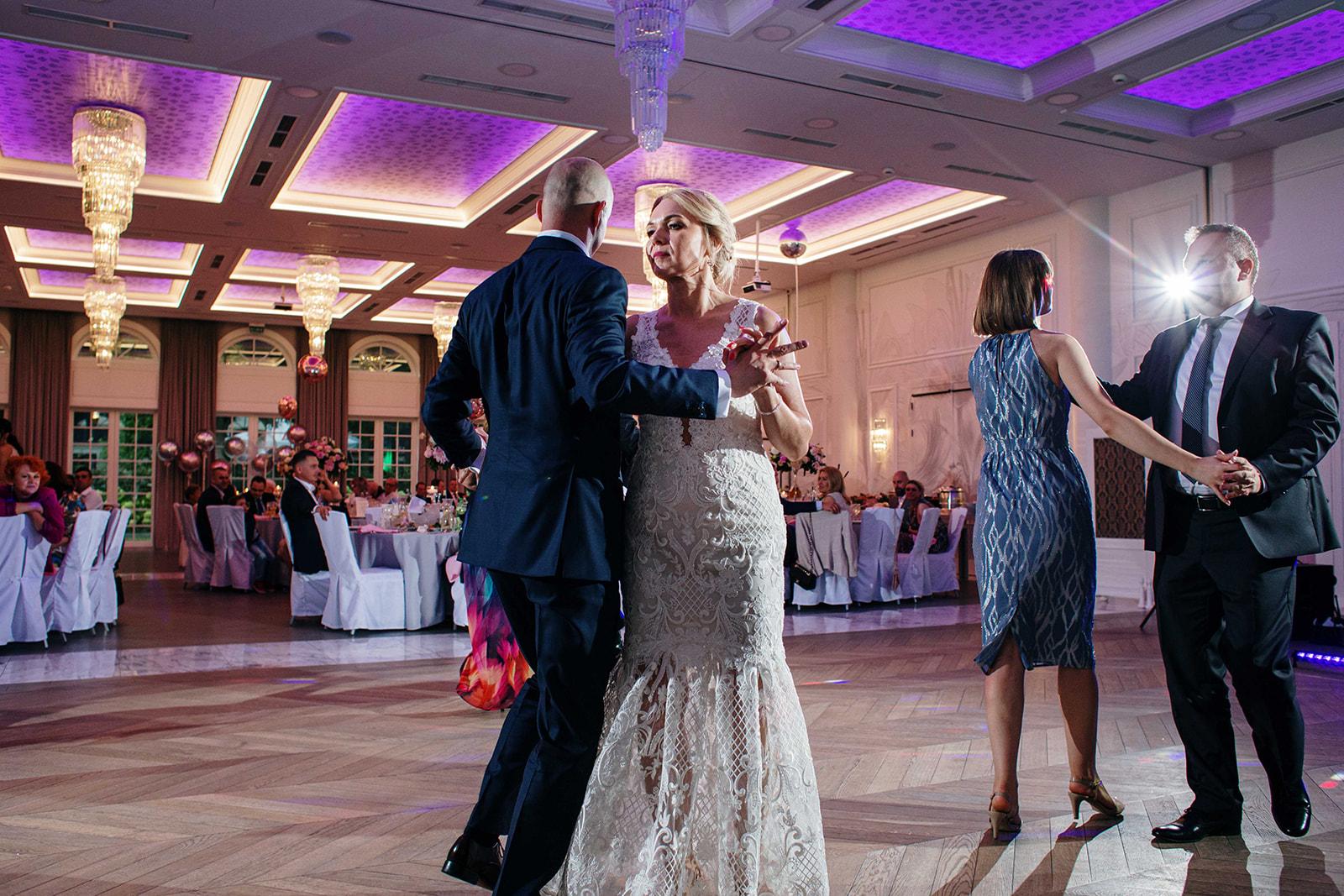 dwór afrodyta wesele fotografia ślubna