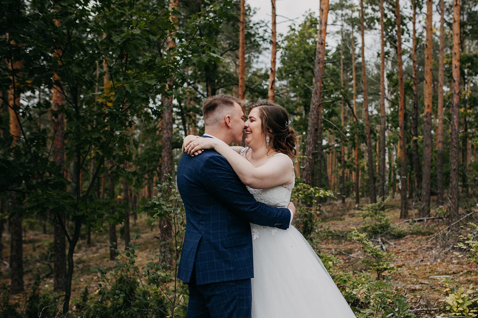miłosne zdjęcia ślubne