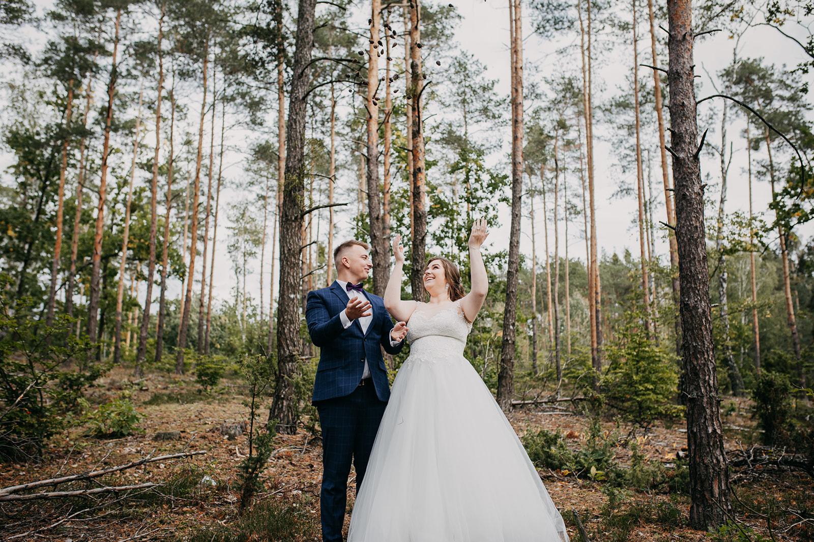 leśne historie ślubne