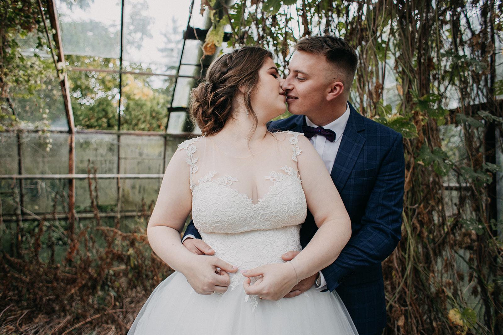 fotograf ślubny na wesele