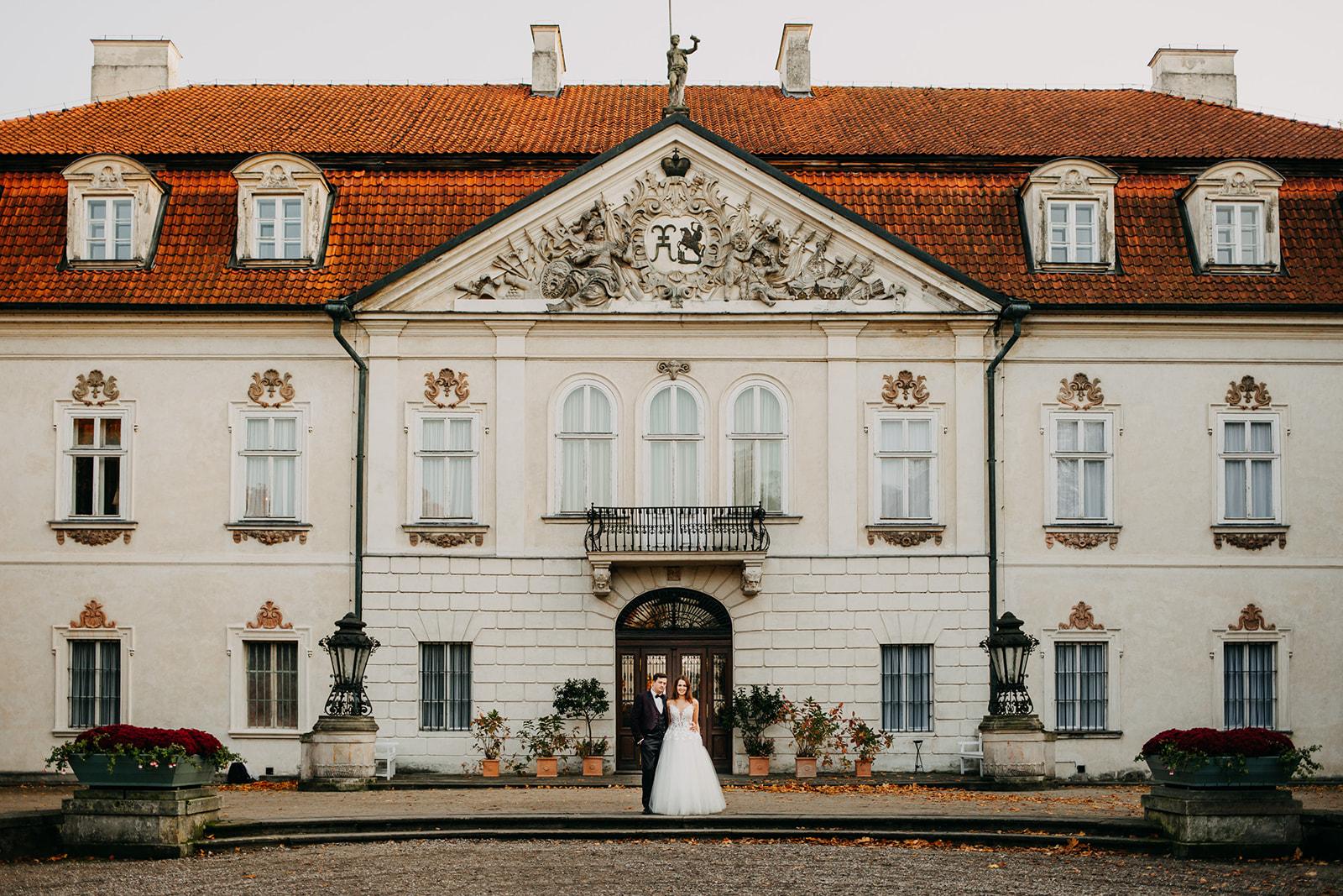 zdjęcia pałac nieborów fotograf
