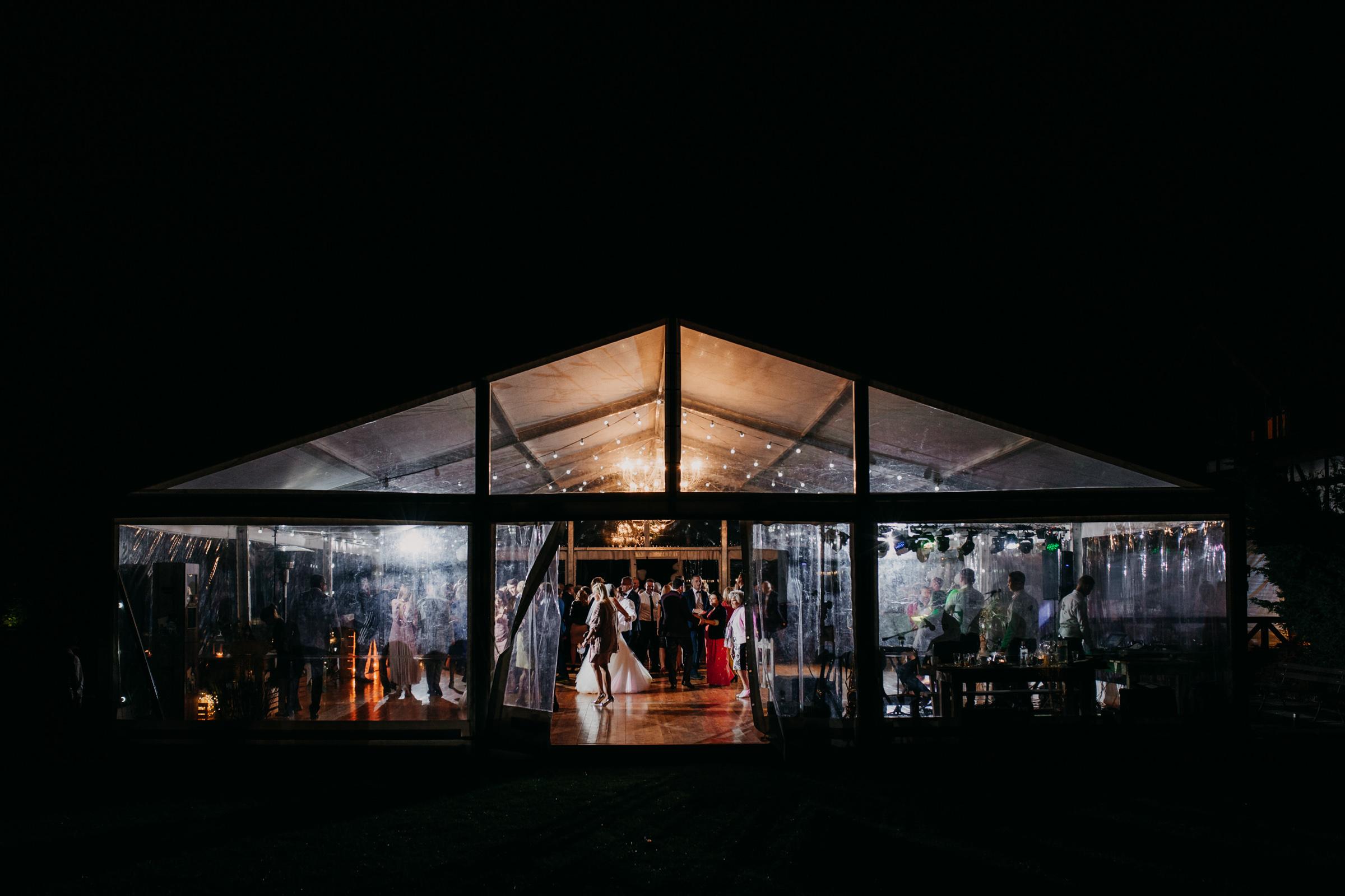 namoty na wesele ewenta