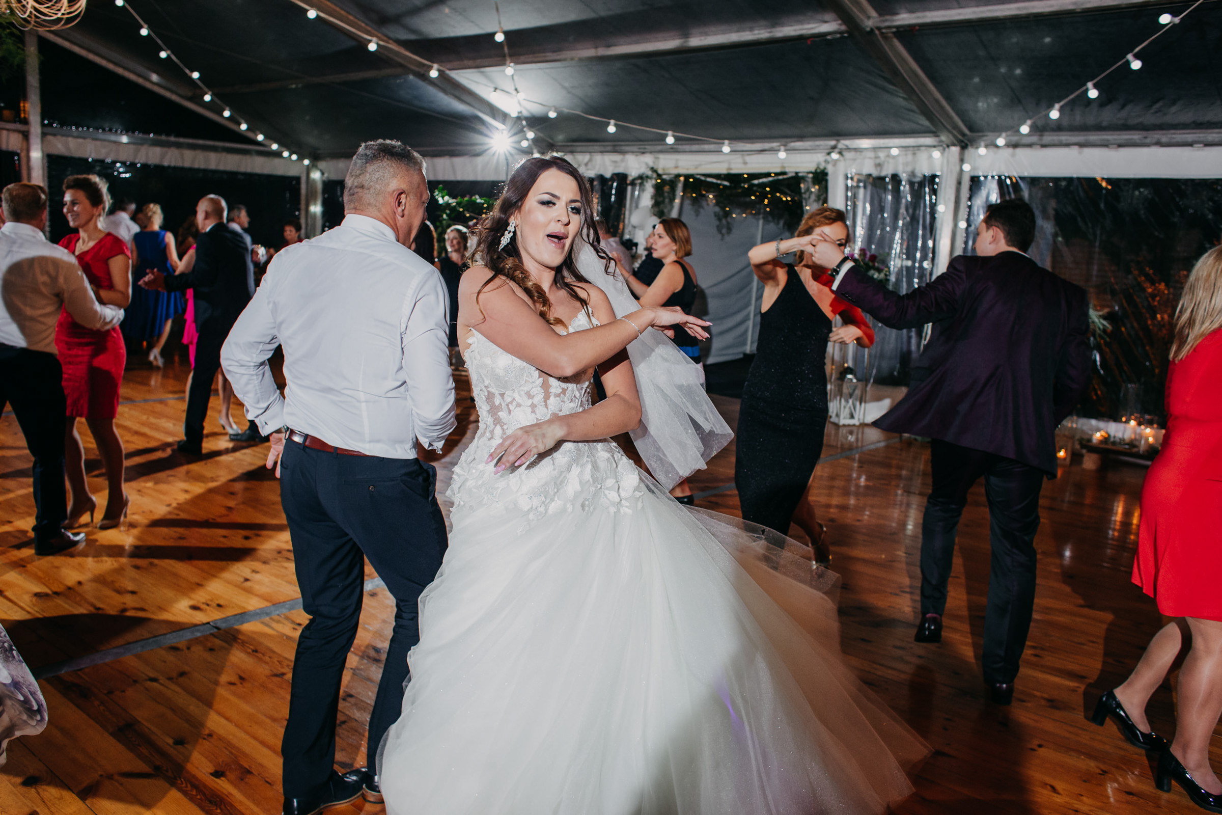 taniec panna młoda wesele