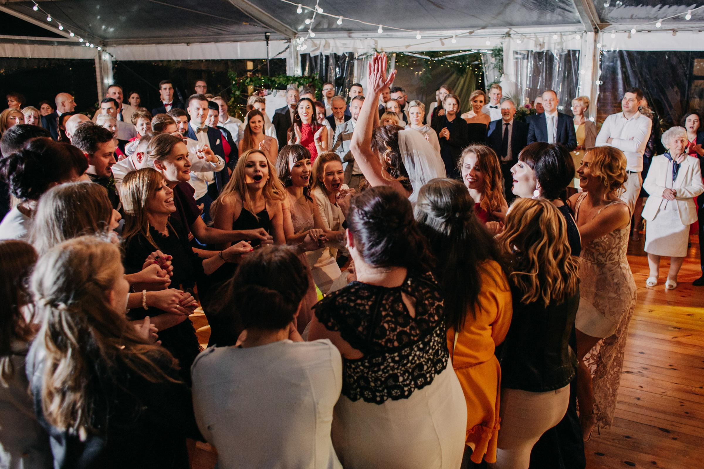 wesele w folwarku łódź