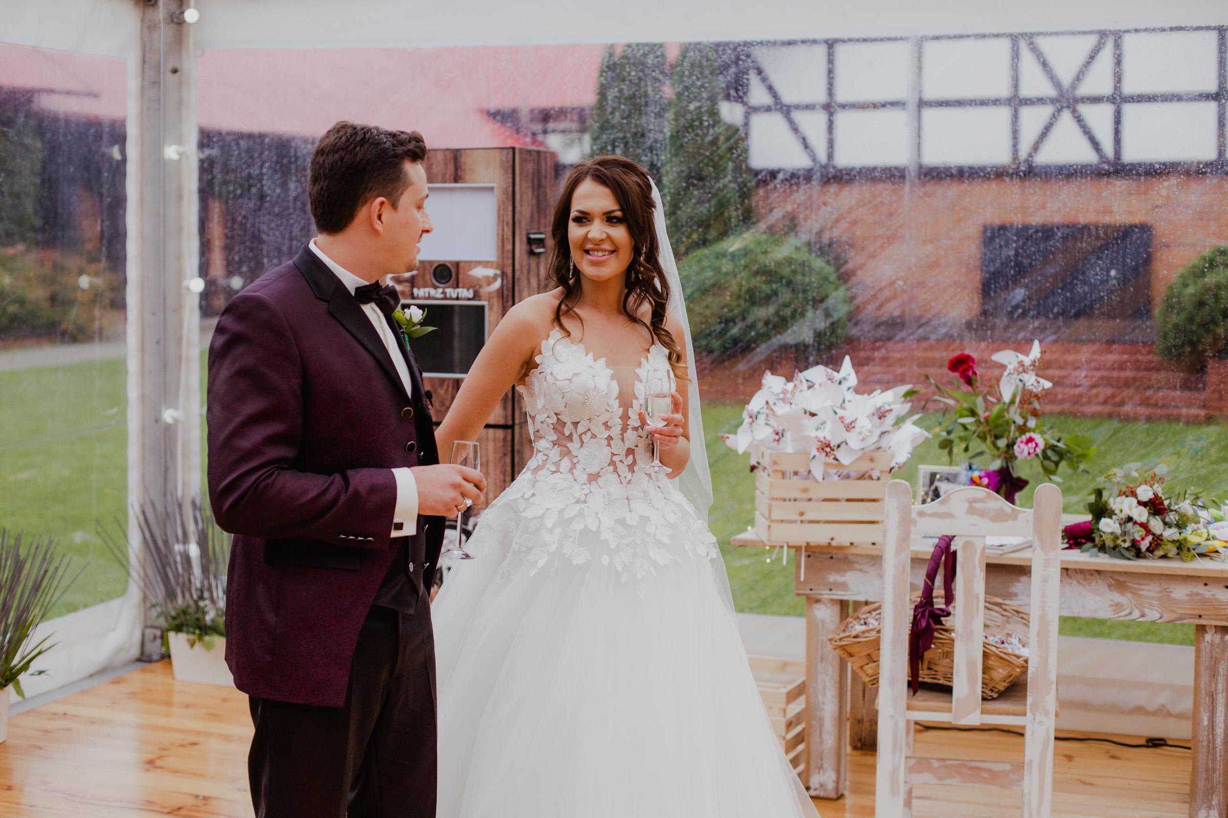 para młoda wesele ewenta