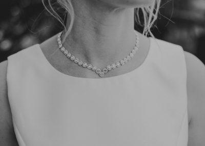 naszyjnik ślubny