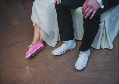 wesele w trampkach
