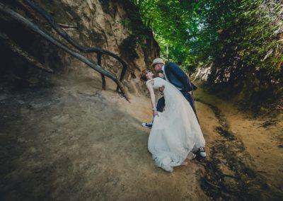 sesja ślubna kazimierz dolny