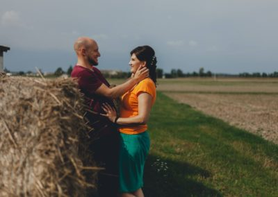 historia ślubna sesja
