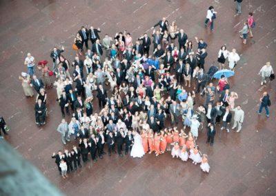 weselne zdjęcie grupowe