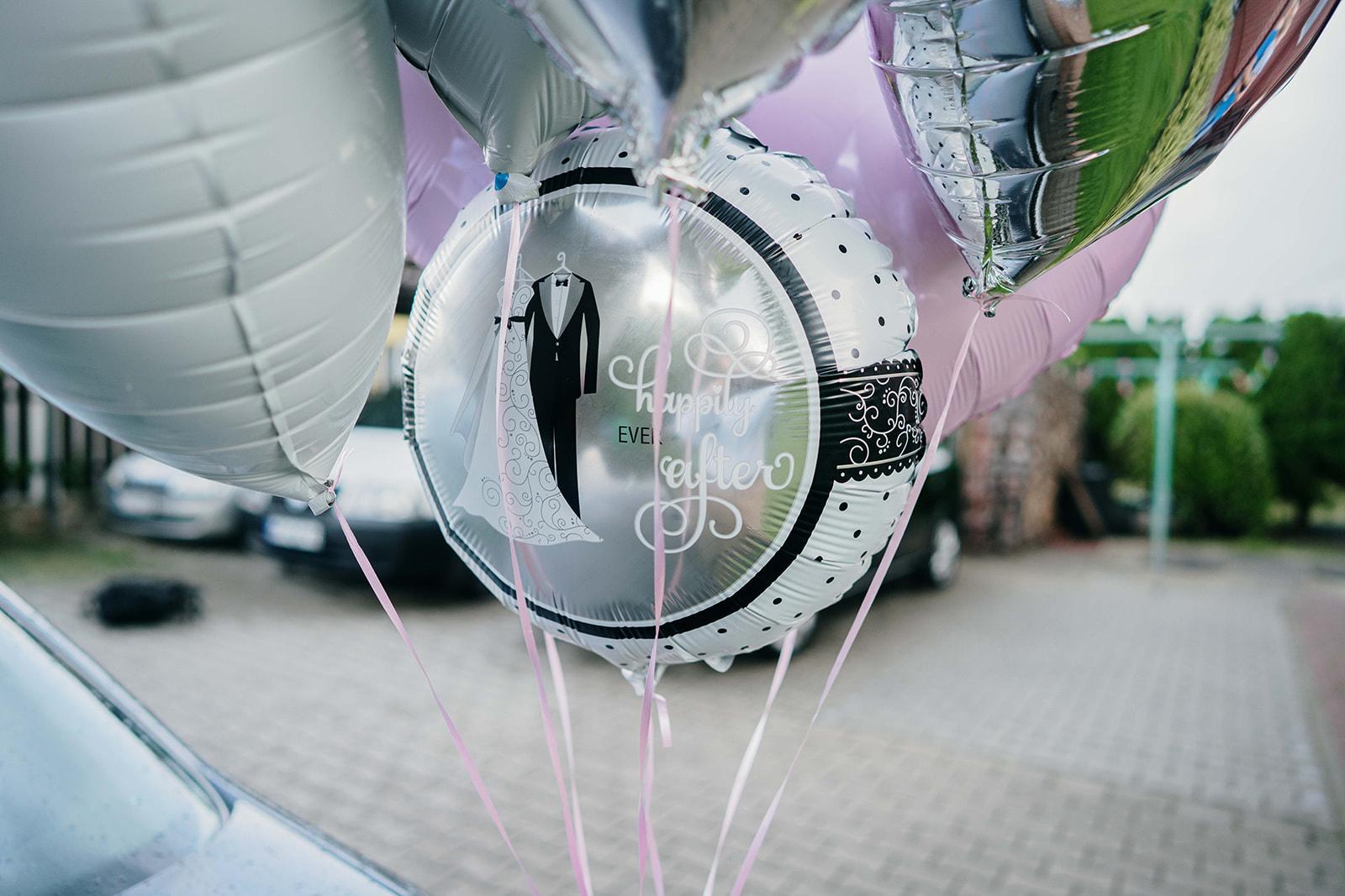 balony na wesele nadarzyn