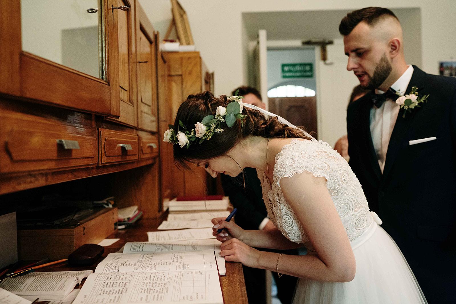 fotograf na ślub otrębusy