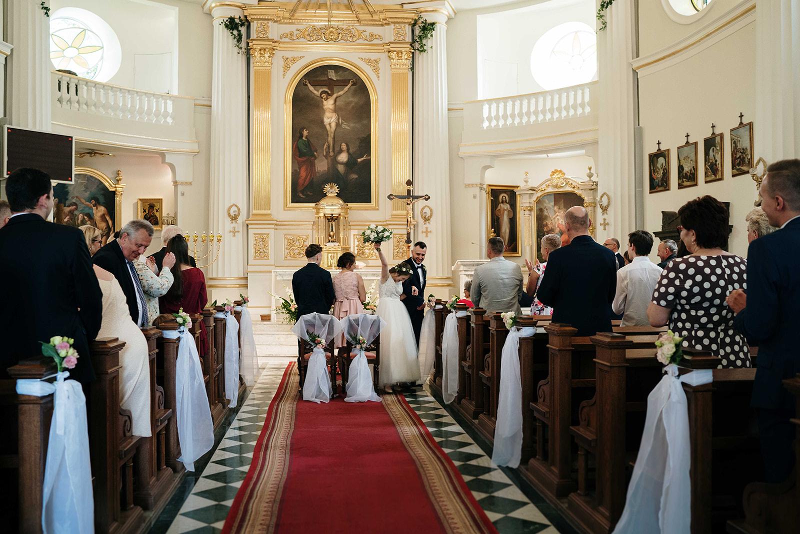 ceremonia ślubna nadarzyn