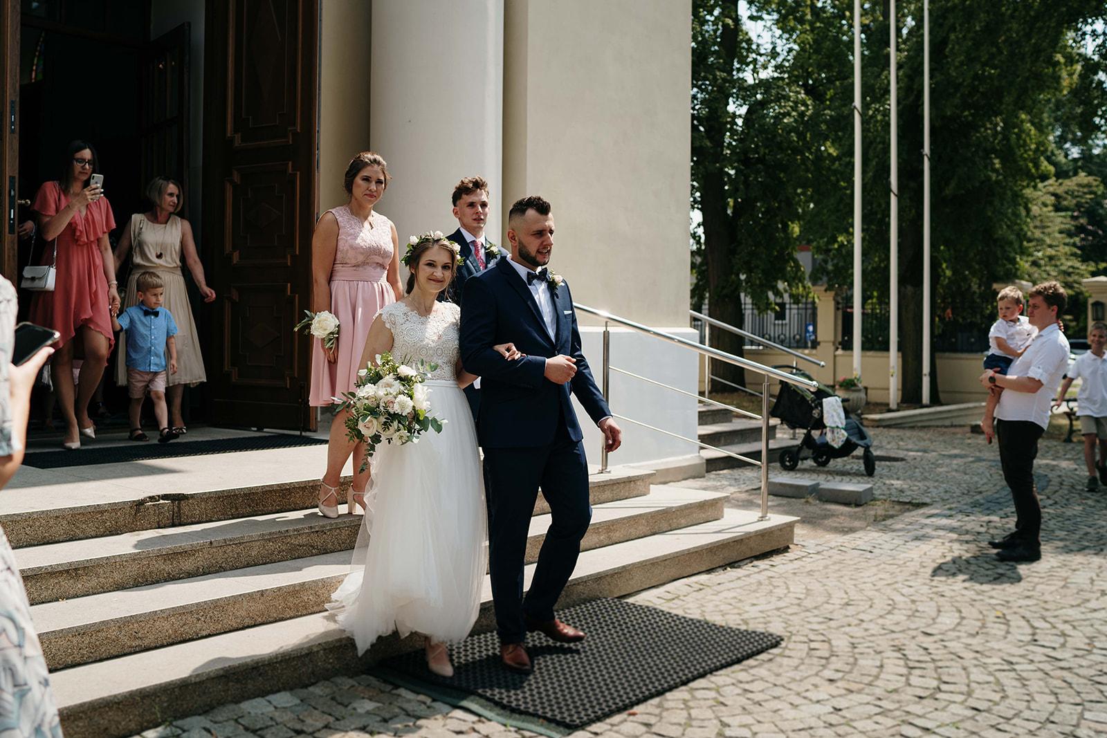 CHATA BARBECUE Otrębusy - Magda i Rafał