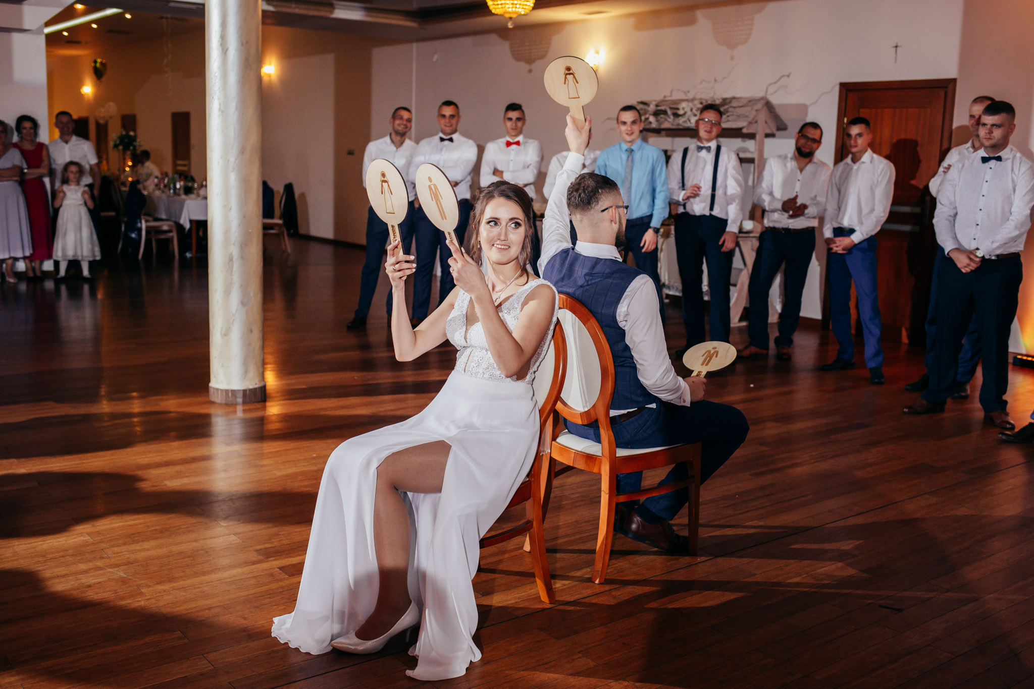 Sala Bankietowa Magnolia Sulmierzyce - Beata i Patryk
