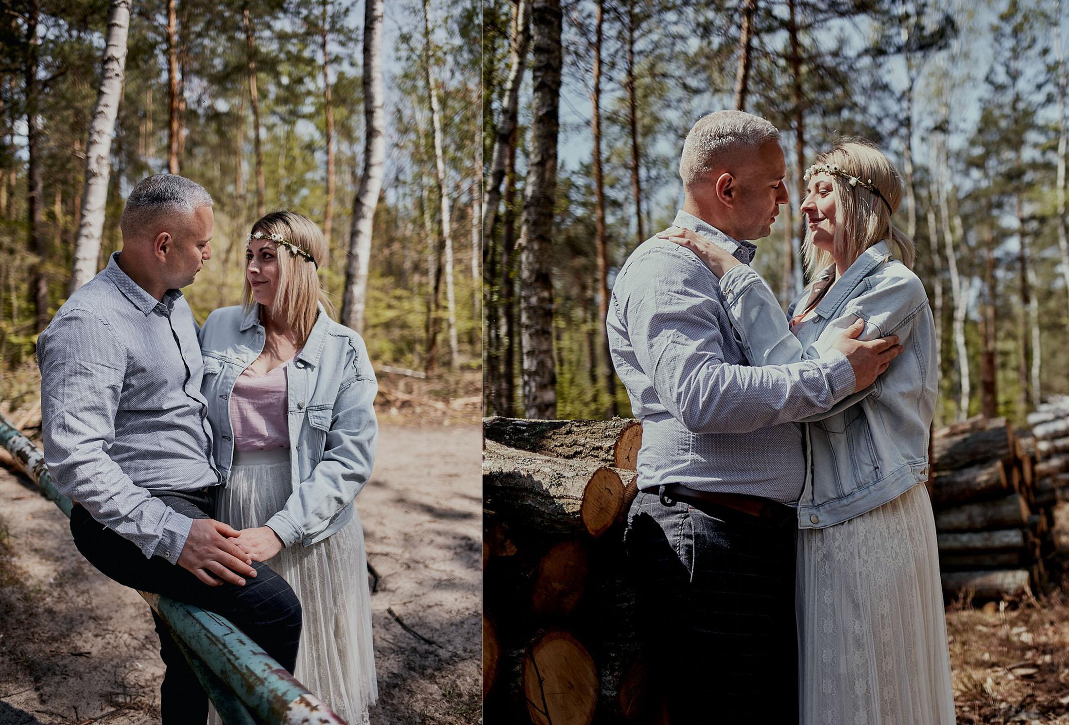 sesja przed ślubem