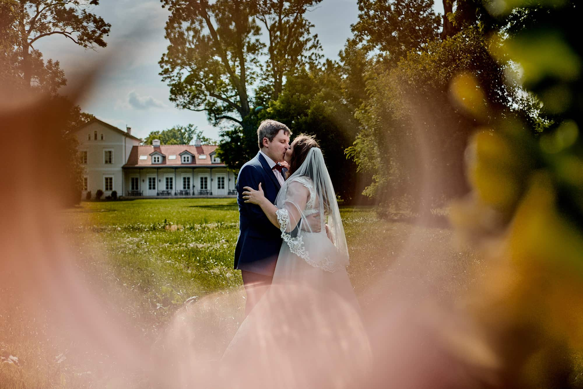 kreatywne zdjęcia ślubne