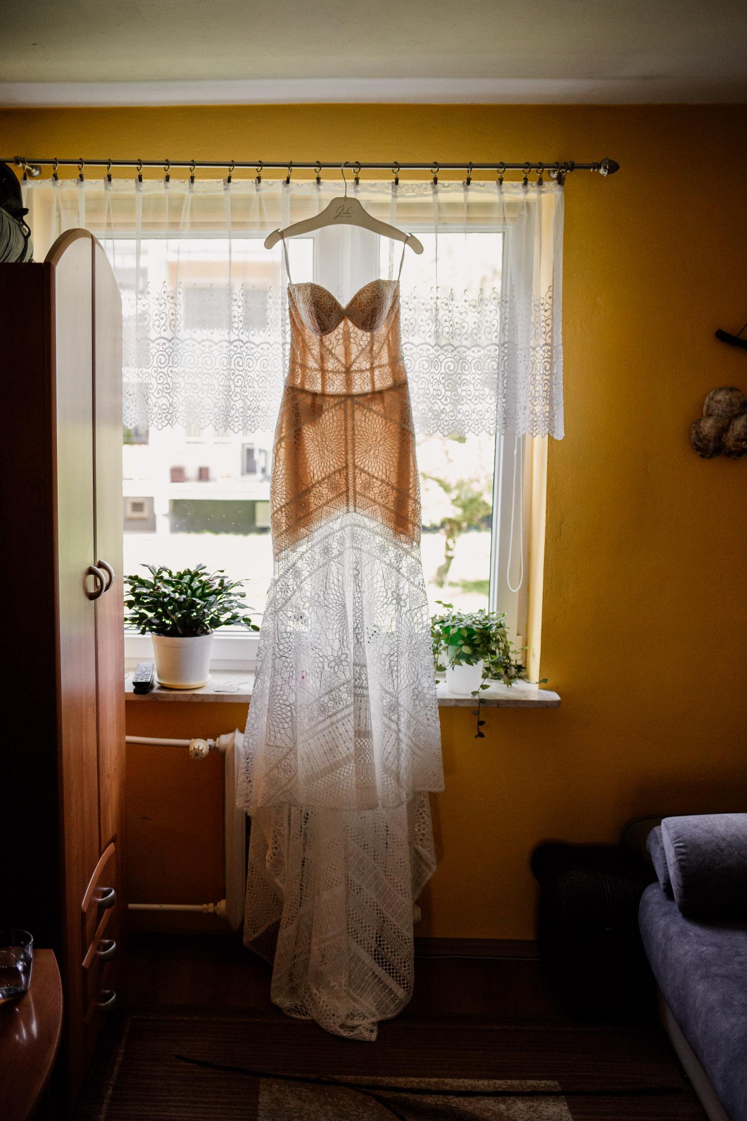 fotograf na wesele płońsk suknia
