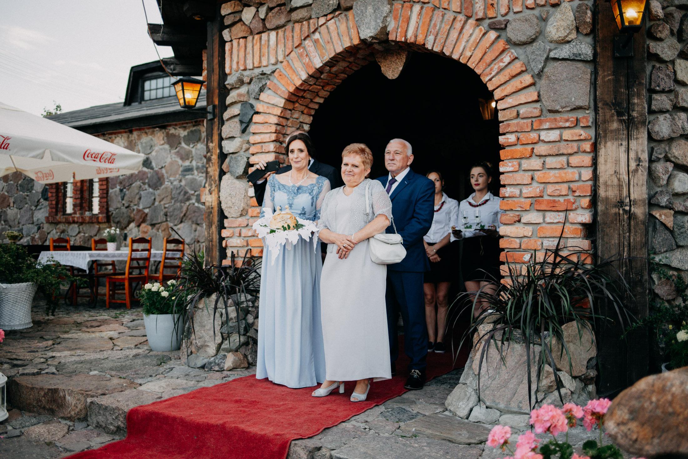 Gród Mazowiecki - Wesele w stylu boho - Fotograf Płońsk