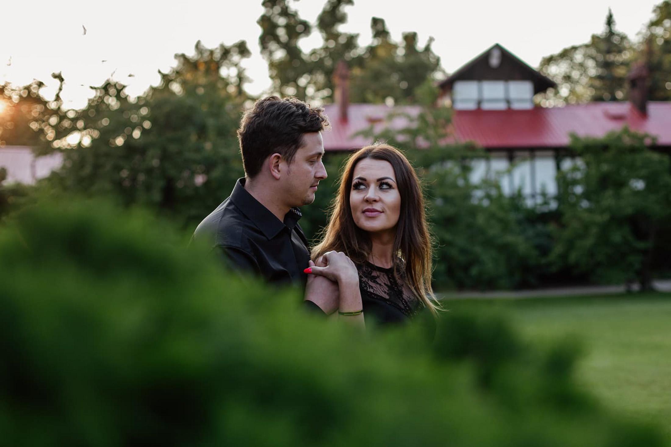para zakochanych przed ślubem