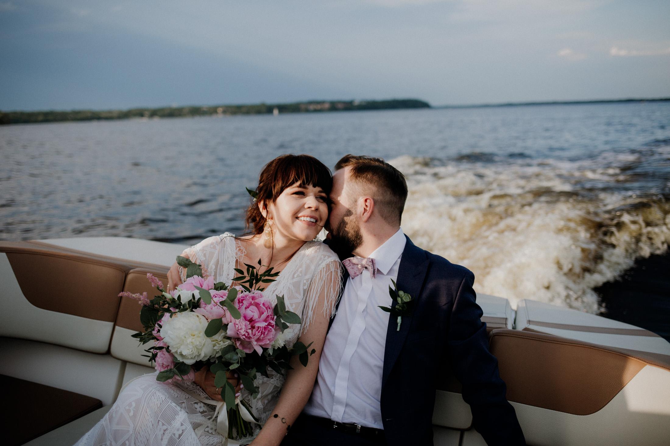 Sala Magnacka Zegrze - Małgorzata i Rafał