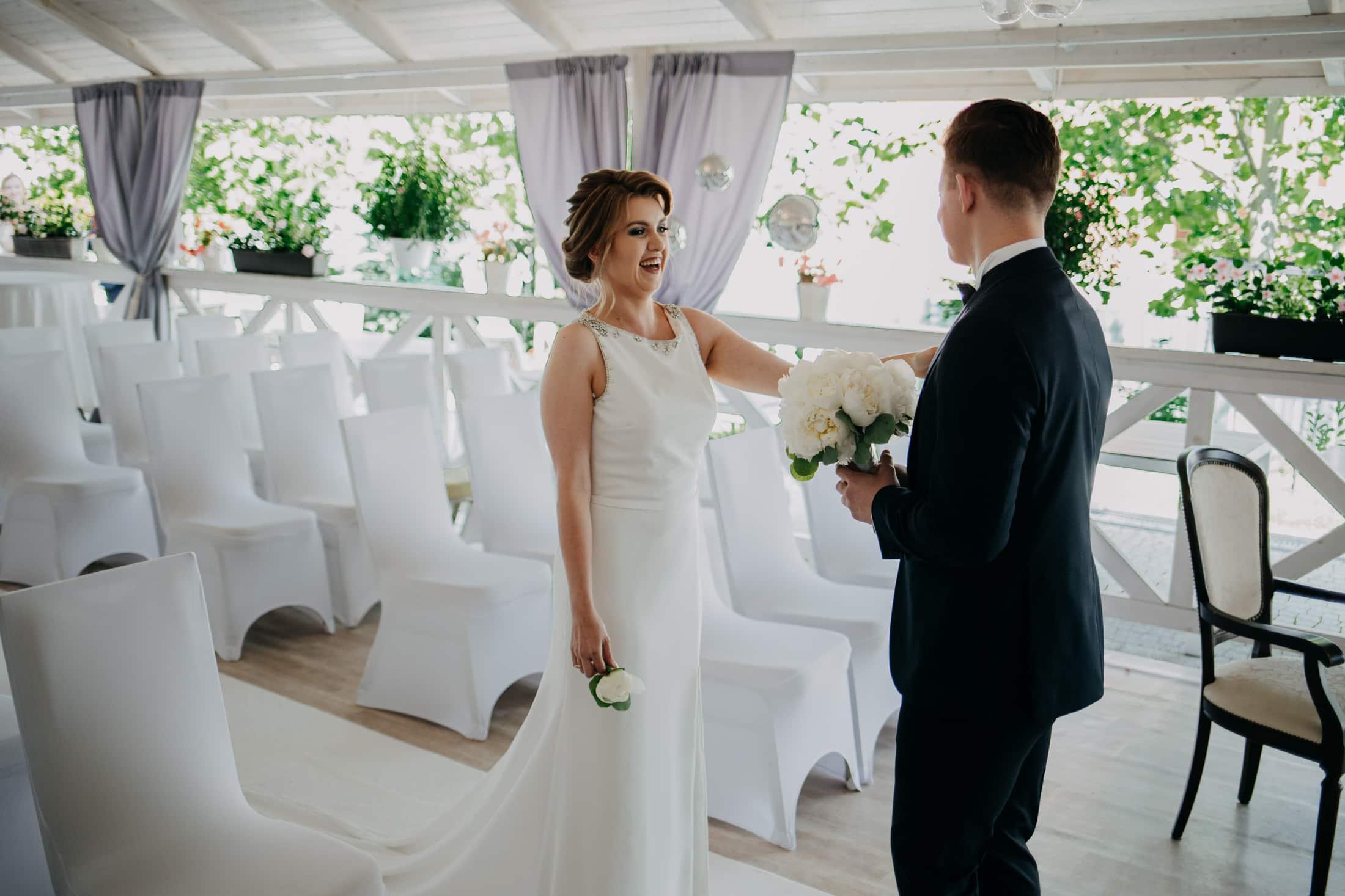 ślub plenerowy hotel splendor