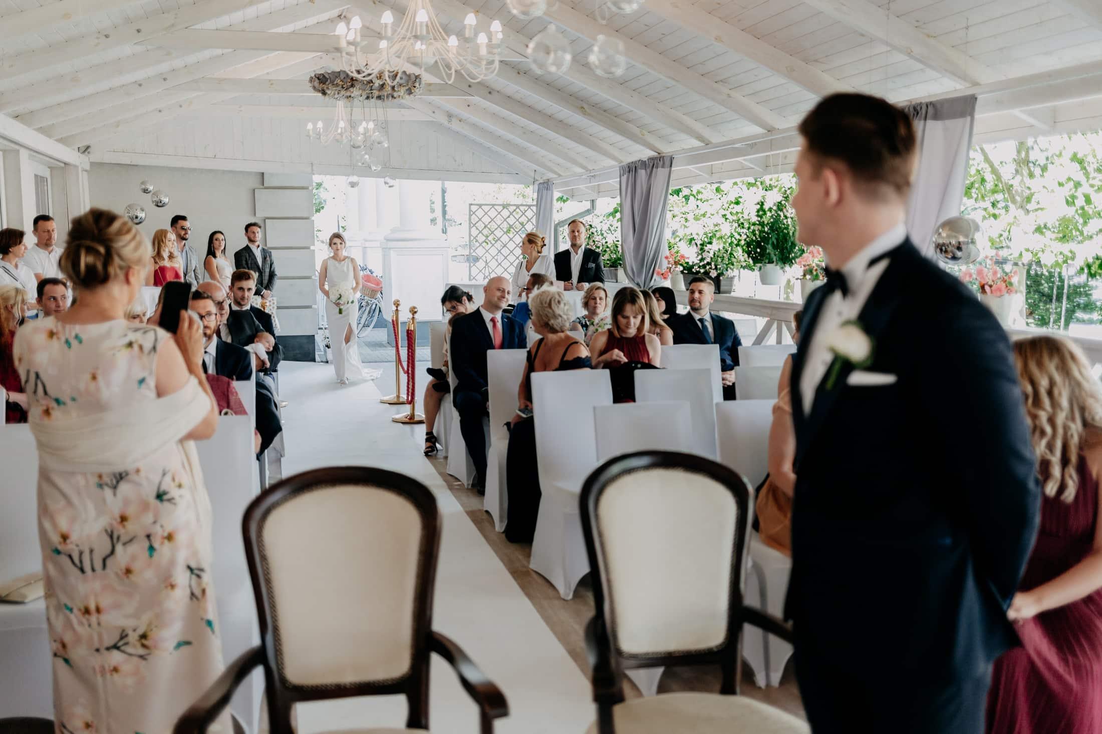 ślub cywilny w altanie