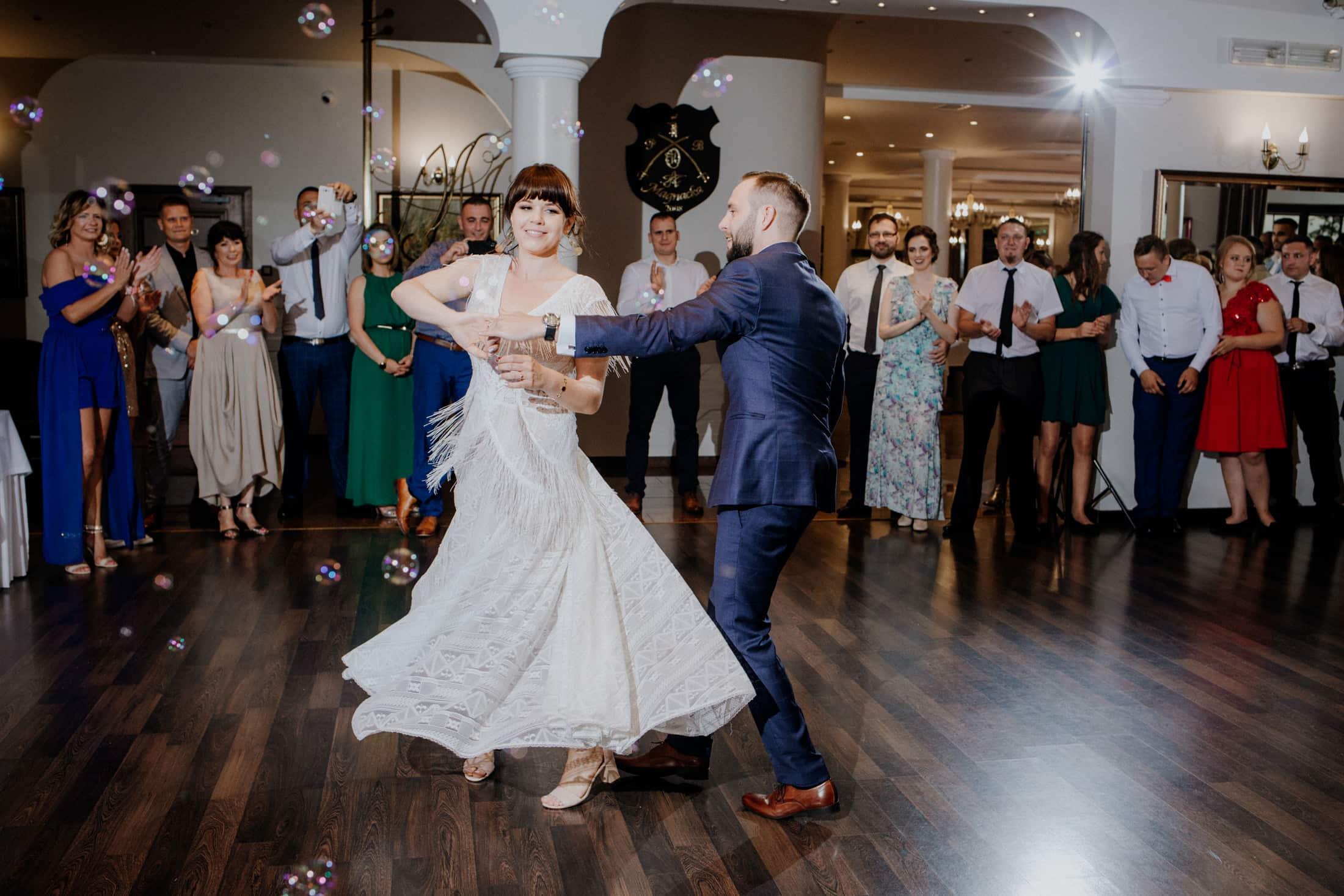 sala magnacka zegrze wesele