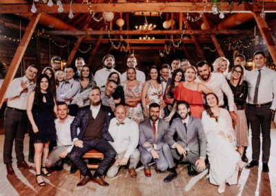 rustykalne wesele stodoła mościbrody