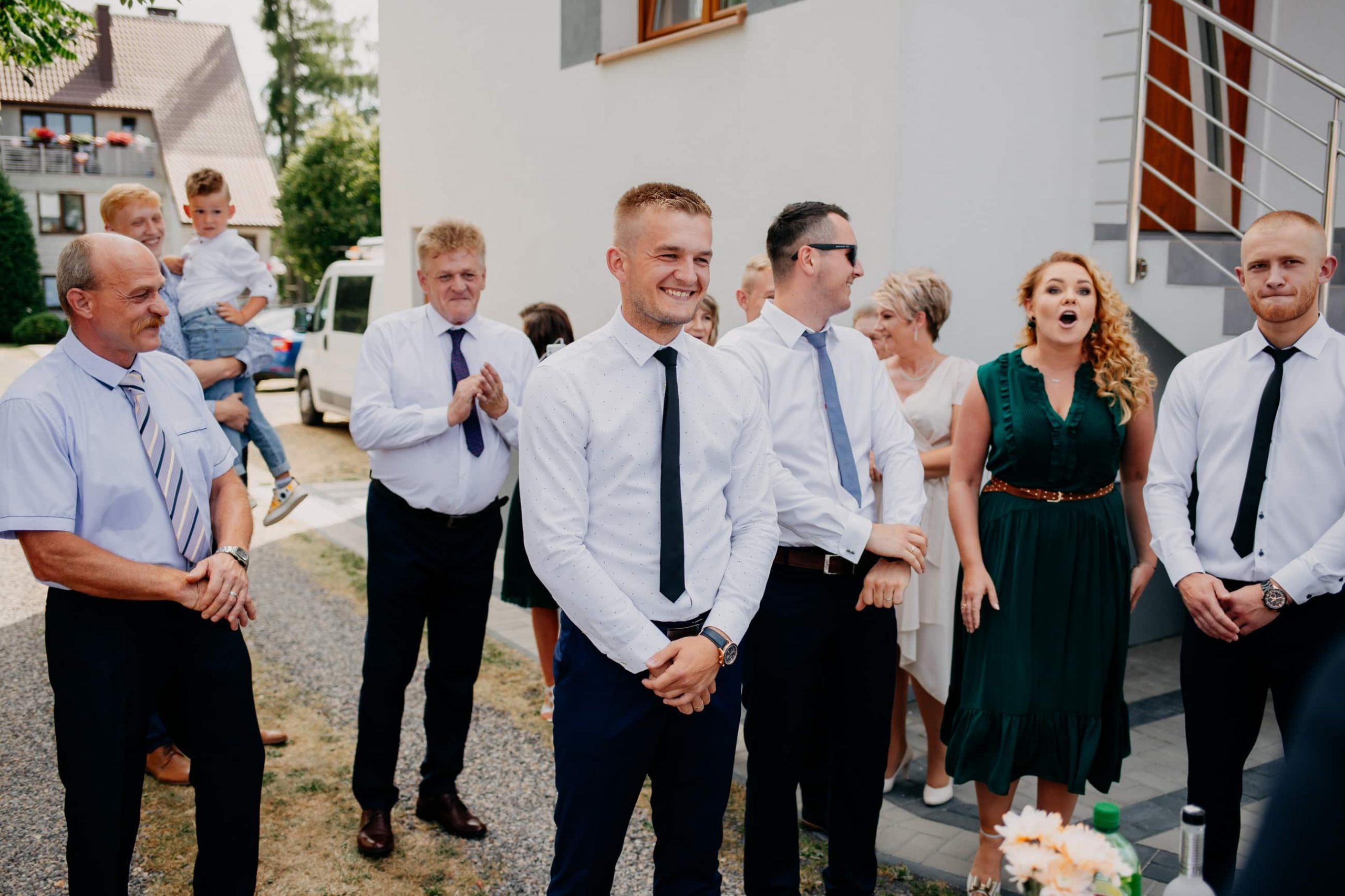 Świętokrzyska Polana Oceanika Wesele
