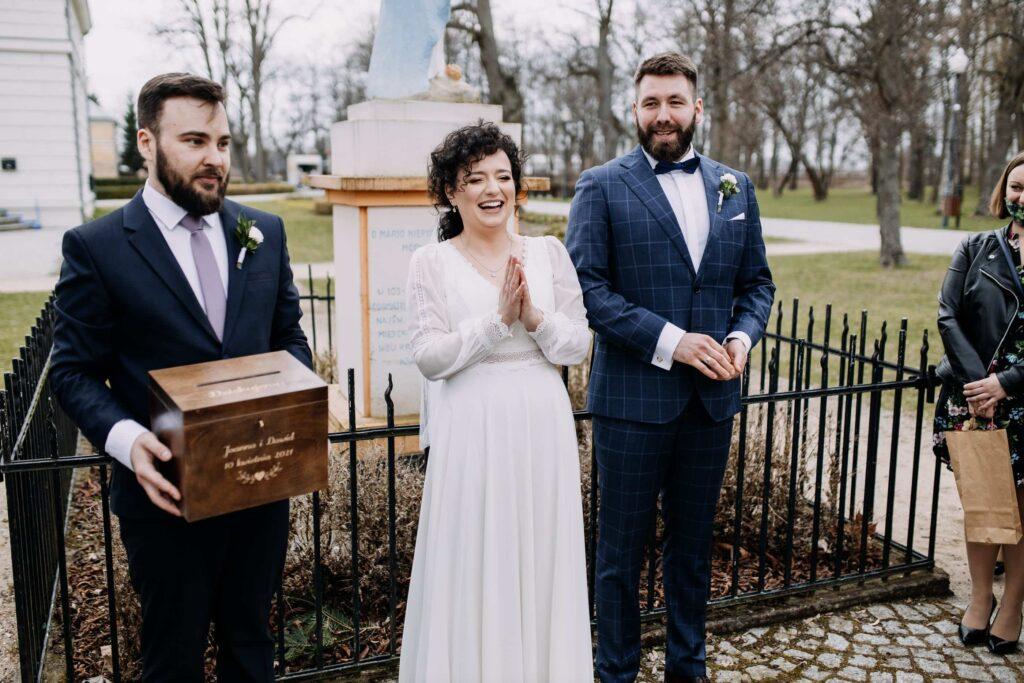 Ślub w czasach pandemii Fotograf Ślubny Nadarzyn