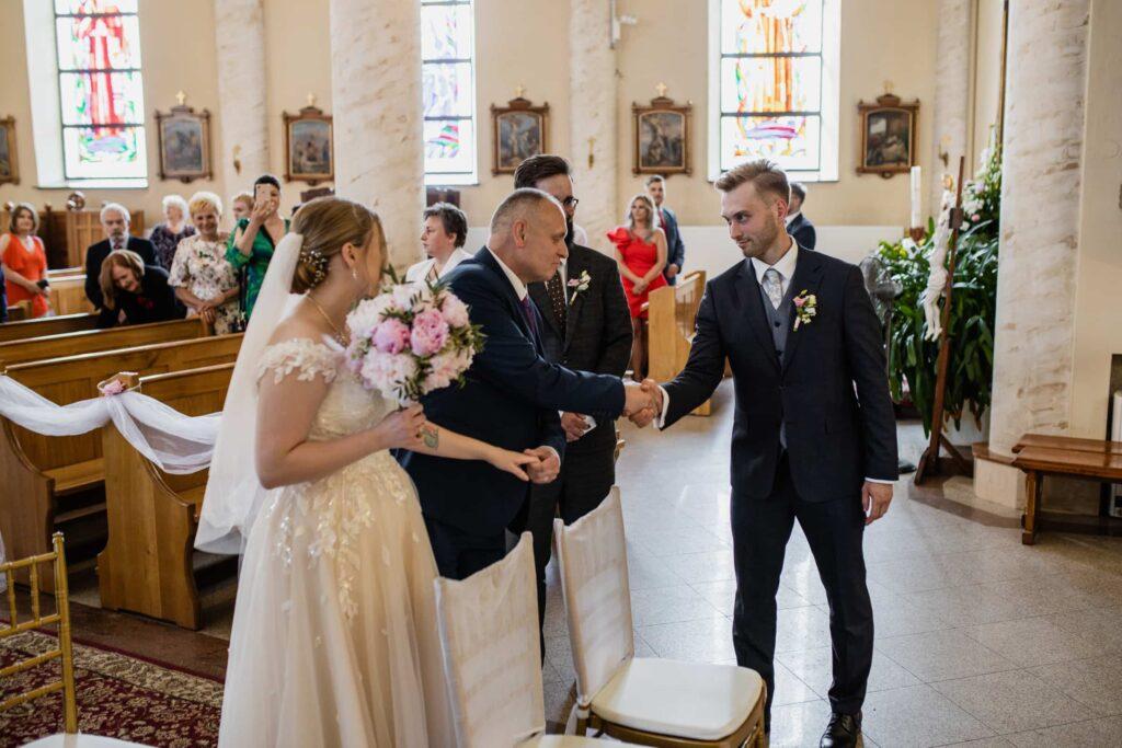 Chata Wiklina Ładzyń Wesele Kamili i Maćka