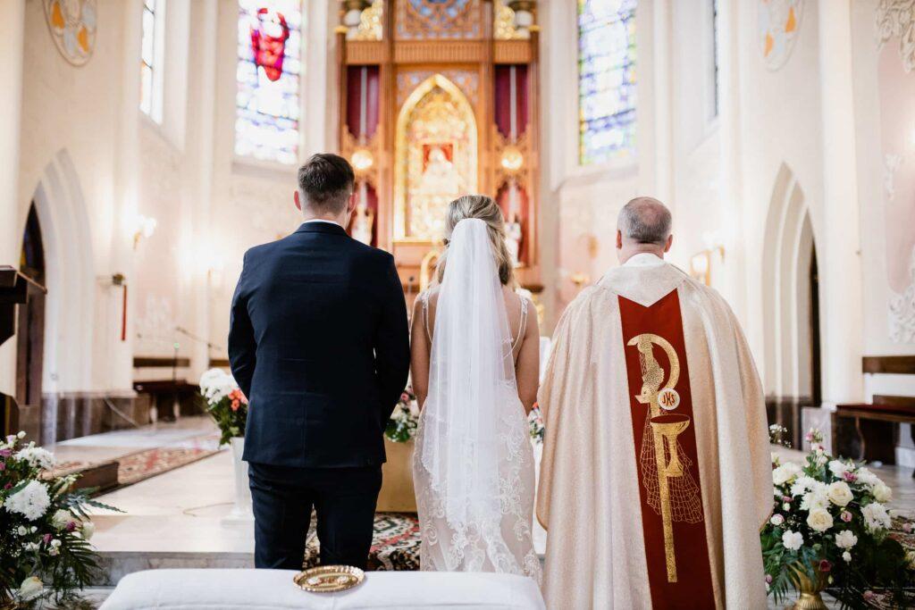 Dom weselny Gościniec Krępa Kościelna - Ewelina i Mariusz